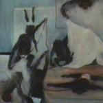 Min första Ola-målning